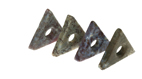 Bead Glossary Triangular Beads