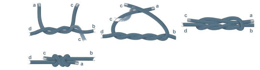 Beading Techniques Surgeon's Knot