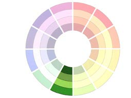 Color Theory - Monochromatic Color Scheme