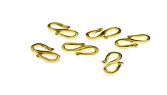 Jewellery Findings - S Clasps