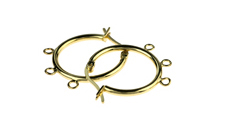 Jewellery Findings - Hoop Earrings
