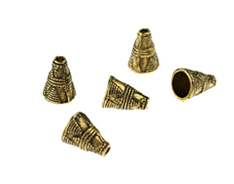 Jewellery Findings - End Caps, End Cones