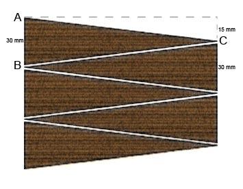 Paper Bead Making Tutorial Template