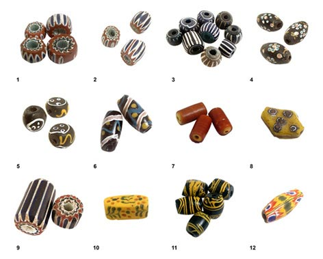 History of Bead Making - Venetian Trade Beads