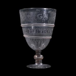 Murano Glass Manufacture - Glass Goblet