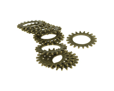 Cogs & Ring Embellishments