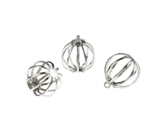 Vintage Silver-Plated Charms