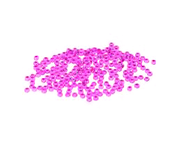 10g Preciosa Czech Glass Seed Beads Hot Pink 11-0