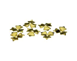 10 Bead Caps Solid Brass Flower Bead Cap 12mm